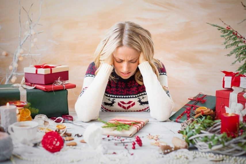 You don't have to suffer through holiday anxiety when help is waiting.